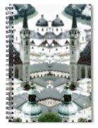 Creation 126 Spiral Notebook
