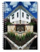 Creation 283 Spiral Notebook