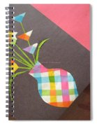 Creative Mind Unfolds  Spiral Notebook