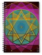 Creative Power 2012 Spiral Notebook