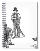 Creek Chiefs & Squatter Spiral Notebook