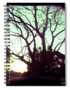 Crepescule Spiral Notebook