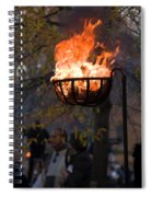Cresset Giving Light Spiral Notebook