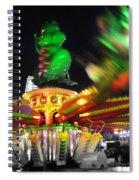 Cricket Hopper Spiral Notebook