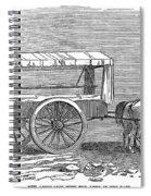 Crimean War: Ambulance Spiral Notebook