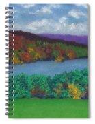 Crisp Kripalu Morning Spiral Notebook