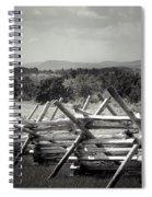 Criss Cross Spiral Notebook