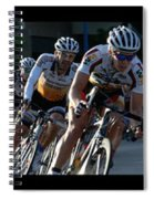 Criterium No Caption Spiral Notebook
