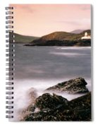 Cromwell Point Lighthouse, Valentia Spiral Notebook