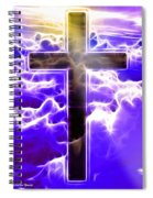 Cross Spiral Notebook