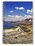 Crossing The Andes 2 Spiral Notebook