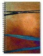 Crossroads Spiral Notebook