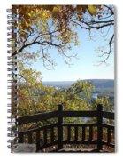 Crows Nest Spiral Notebook