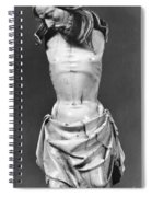 Crucified Christ Spiral Notebook