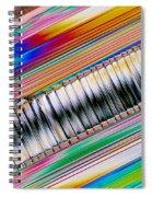 Crystal Aluminate Spiral Notebook