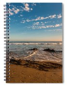 Crystal Cove At Sunset 2 Spiral Notebook