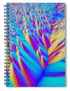 Crystal Vitamin C Spiral Notebook