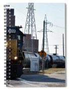 Csx Train Spiral Notebook