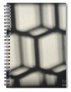 Cubes Spiral Notebook
