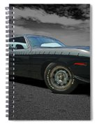 Cuda Rra Spiral Notebook