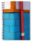 Cuffed Spiral Notebook