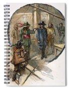 Culpepers Rebellion, 1677 Spiral Notebook