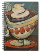 Cup Of Mocha Spiral Notebook