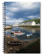 Cushendun, Co. Antrim, Ireland Spiral Notebook