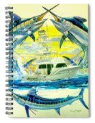 Custom Artwork Spiral Notebook