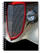 Custom Car Spiral Notebook