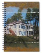 Custom Home 1 Layered Spiral Notebook