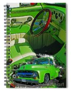 Custom Interior Double Exp. Spiral Notebook