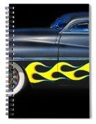 Custom Mercury Spiral Notebook