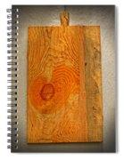 Cutting Board Spiral Notebook