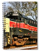Cuyahoga Valley 1822 Spiral Notebook