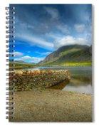 Cwm Idwal Spiral Notebook