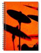 Cymbalic Spiral Notebook