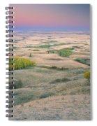 Cypress Hills Interprovincial Park Spiral Notebook