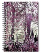 Cypress People Gather Spiral Notebook
