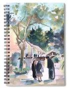 Cyprian Monastery Spiral Notebook