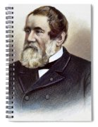 Cyrus Hall Mccormick Spiral Notebook