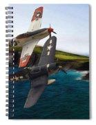 D-day 2 Spiral Notebook
