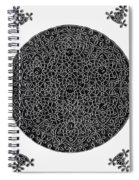 Da Vinci: Sixth Knot Spiral Notebook