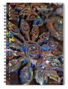 Dabbling With Paint Spiral Notebook