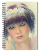 Daddy's Princess Spiral Notebook