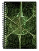 Daggers Spiral Notebook