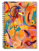 Daisy May Spiral Notebook