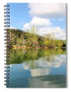 Dale Hollow Tennessee Spiral Notebook