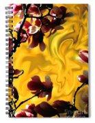Dali Spring 3 Spiral Notebook