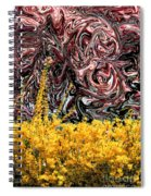 Dali Spring 4 Spiral Notebook